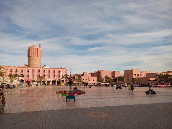 Marokko Januar